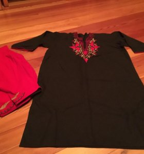 Пенджабские костюмы