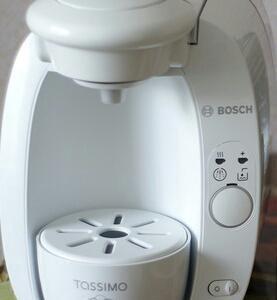 Кофемашина Bosch Tassimo