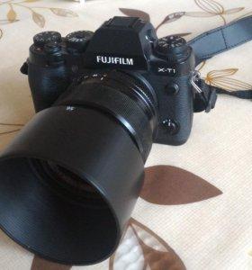 Fujifilm X-T1+ fujifilm XF 56mm f/1.2 R