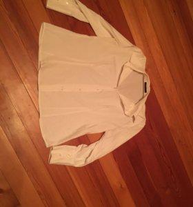 Блузки, пиджак (лен)