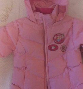 Куртка осенняя на 6 лет