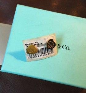 Серёжки-гвоздики Tiffany&Co
