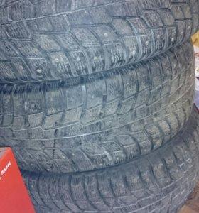 Michelin 255/55 r18 зима
