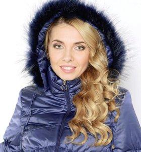 Зимняя куртка для беременных MammySize