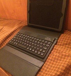 Чехол-клавиатура на айпад