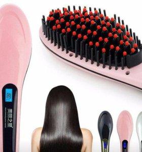 Растческа для выпрямления волос