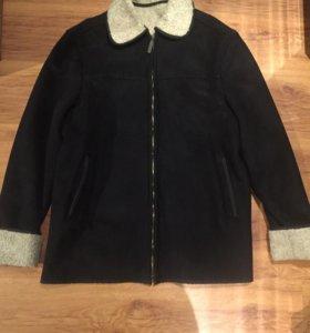 Куртка дублёнка