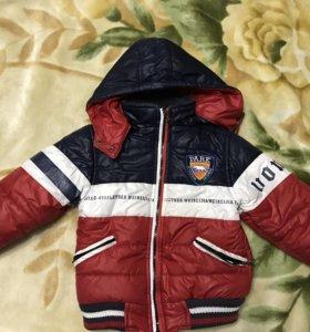 Костюм зимний для мальчика р92