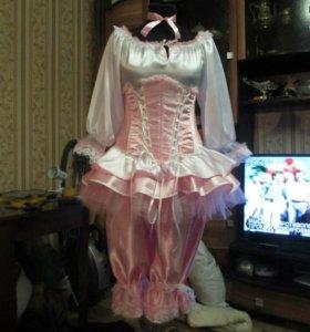 Карнавальный костюм куколки