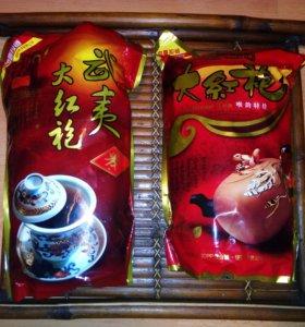 Китайский чай.Пуэр. Тегуаньинь. Дахунпао.