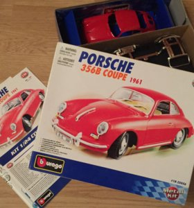 Porsche 356B модель