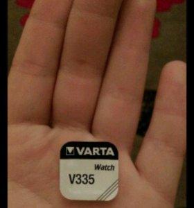 Батарейка Varta v335