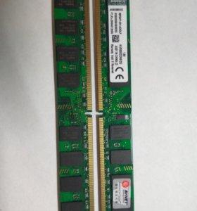 DDR2 2Gb Kingston KVR800D2N6/2G