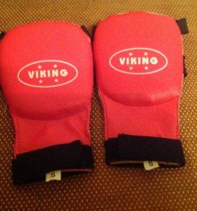 Перчатки боксерские Viking-оригинал! Дешево! ТОРГ!