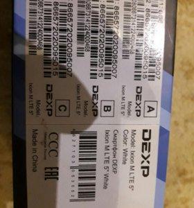 Dexp ixion M LTE 5