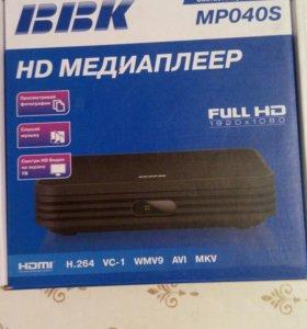 HD медиаплеер