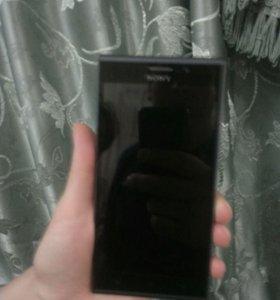 Телефон SONY,в идеальном состоянии,5т.окончат.