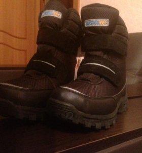 Новые ботинки Lassie Tec размер 37 зима