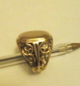 Золотую печатку. Золотое кольцо