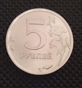 Монета России не частая.