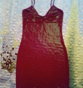 Платье вечернее хамелион