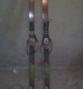 Лыжи без ничего только это штучка