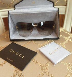 Очки солнечные Gucci, новые, оригинал