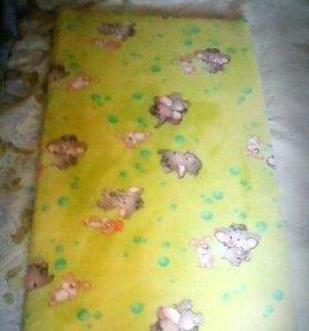 Матрас на детскую кроватку