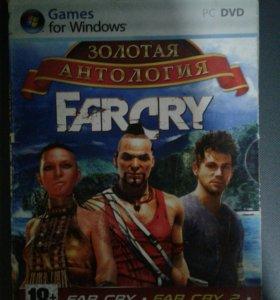 Продаю Farcry антология