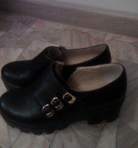 Осенне-весенние туфли