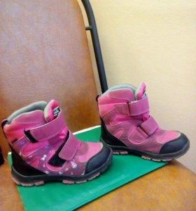 Ботиночки зимние 31 размер