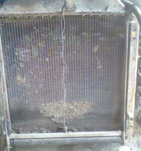 Радиатор т130 т170