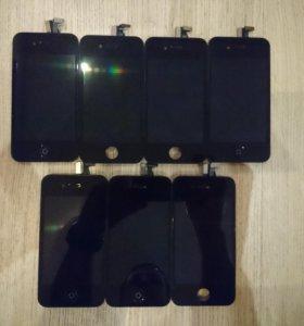Дисплейный модуль всборе iPhone 4/4s