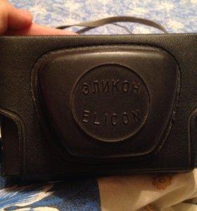 Фотоаппарат СССР , на плёнке