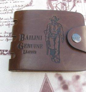 Портмоне мужское Bailini