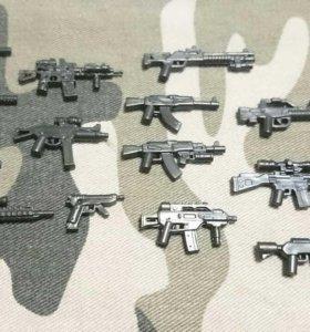 Оружие Лего(Lego)