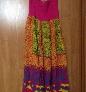 Платье- юбка