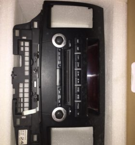 Штатное головное устройство для Mitsubishi Lanc x