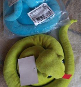 Новые игрушки змейки