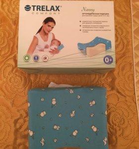 Ортопедическая подушка для кормления