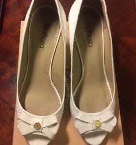 Туфли из натуральной кожи RiaRosa 38р