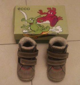 Ботинки р.21 Ecco Mimic