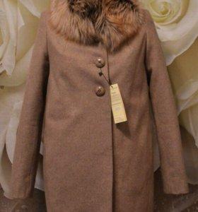 Новые  пальто