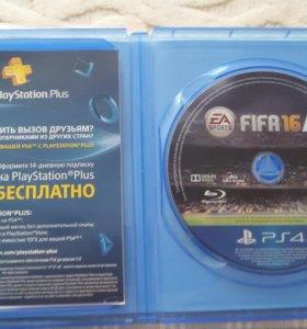 FIFA 16,на PS4