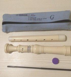 Продам Блок флейту, альт, немецкая система