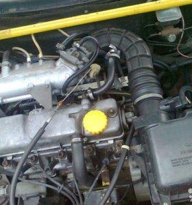 Двигатель 2115