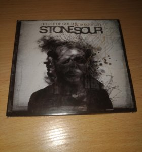 Stone Sour House of Gold and Bones Part 1, 2