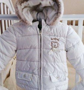 Куртка тёплая Mayoral