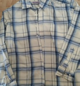 Рубашки новые и в идеале 48-50
