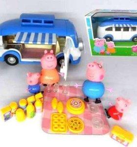 Автобус свинка Пэппа